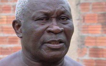 Rei Zulu desafia Renílson - Aos 65 anos, Rei Zulu faz desafio a jovem lutador de 24 anos. Será que ele encara?