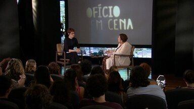 Ana Maria Magalhães - Pioneira na produção de arte na televisão brasileira, Ana Maria Magalhães acredita que a mistura de diversas áreas é fundamental para dar credibilidade às cenas de ficção.
