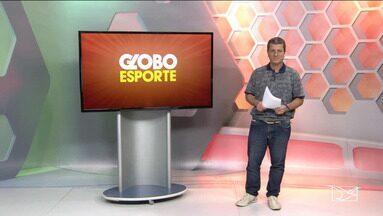 Globo Esporte MA desta quinta-feira (28) - íntegra - Programa fala sobre preparação dos times para a semifinal da Copa FMF.