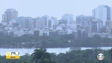 Confira a previsão do tempo para esta sexta-feira (29) - Sexta-feira (29) começa com chuva isolada em todo o Rio.