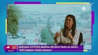 Gshow no 'Se Joga': Adriana Esteves revela conflitos de Thelma - Em 'Bom Sucesso', Paloma e Marcos se divertem em guerra de tinta