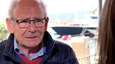 Fotógrafo passou a vida registrando as paisagens e o povo da Sardenha - Aos 80 anos, Italo Innocente acaba de lançar livro com mais de 1000 fotos só da ilha. Com suas fotos, ele ajudou a divulgar o Canyon de Gorropu, um dos pontos mais primitivos da Sardenha.
