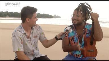 Cantor Jeff Moraes fala sobre o amor pela ilha de Cotijuba - Cantor Jeff Moraes fala sobre o amor pela ilha de Cotijuba