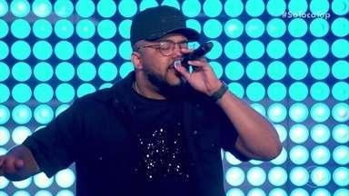 Tiee canta 'Quem' - Música é top samba nas rádios do Rio de Janeir