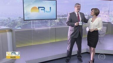 Bom dia Rio - Edição de segunda-feira, 02/12/2019 - As primeiras notícias do Rio de Janeiro, apresentadas por Flávio Fachel, com prestação de serviço, boletins de trânsito e previsão do tempo.