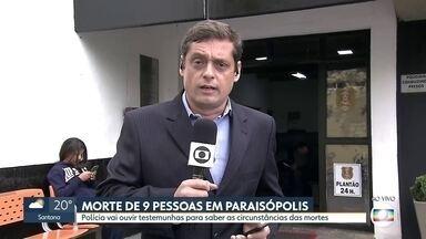 Corregedoria da PM vai ouvir testemunhas sobre tragédia durante baile em Paraisópolis - A Corregedoria da Polícia Militar vai apurar a conduta dos 38 policiais que participaram da operação que resultou na morte de nove jovens em Paraisópolis.