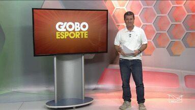 Globo Esporte MA desta segunda-feira (2) - íntegra - Programa mostra os finalistas da Copa FMF, que disputam uma vaga para a Série D do Brasileiro do próximo ano.