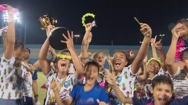 3B vence o Iranduba e garante o título inédito do Amazonense feminino - 3B vence o Iranduba e garante o título inédito do Amazonense feminino