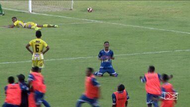 Maranhão vence Santa Quitéria e avança para final da Copa FMF - Time de São Luís havia vencido o primeiro jogo e voltou a ganhar do Santinha.