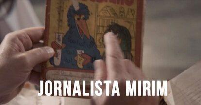 Jornalista desde Criancinha - episódio 4