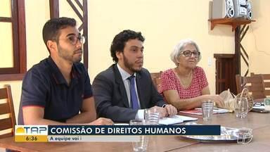 Brigadistas: Conselho Nacional de Direitos Humanos apura suspeita de violação na prisão - Comissão do CNDH ouvirá o Ministério Público, policiais envolvidos na operação 'Fogo do Sairé', os brigadistas e membros da ONG Saúde e Alegria.