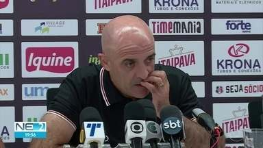 Itamar Shulle é anunciado como técnico do Santa Cruz - Time vai disputar vários campeonatos em 2020