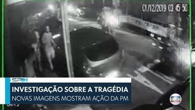 SP2 - Edição de terça-feira, 03/12/2019 - Imagens mostram momento em que a PM chegou a baile funk em Paraisópolis, onde 9 jovens morreram após tumulto. Assembleia Legislativa tem sessão tensa por causa da reforma da Previdência no Estado.