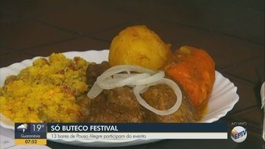 Festival reúne 13 bares com comidas tradicionais em Pouso Alegre, MG - Festival reúne 13 bares com comidas tradicionais em Pouso Alegre, MG