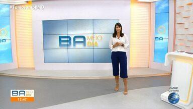 Jéssica Senra vai representar a Bahia em rodízio no Jornal Nacional no ano de 2020 - Baiana e mais dois jornalistas vão fazer parte do telejornal.