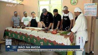 Alô Comunidade: reportagem visita o Bairro Santa Luzia em Juiz de Fora - Moradores mostram os projetos sociais e culturais desenvolvidos no bairro e também as demandas solicitadas ao Poder Público.
