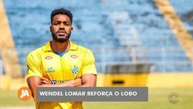 Pelotas anunciou reforços para a temporada 2020 - Um deles já é um velho conhecido da torcida do Lobo.