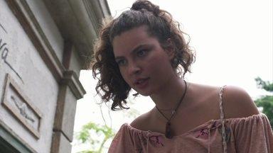 Rita manda Joaquim resolver a traição com Lígia - Joaquim vai atrás de Rita pedir que ela não conte o que viu no consultório