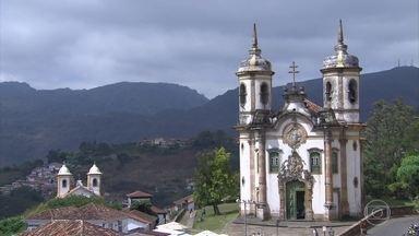 Partiu Férias: conheça o centro histórico de Ouro Preto - Confira de pertinho a arte barroca de Aleijadinho e visite as antigas minas de onde era extraído o ouro com o 'Como Será?'