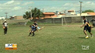 Flag football cresce e ganha adeptos no Maranhão - O esporte ainda não rende títulos para o estado, mas isso não desmotiva os atletas.