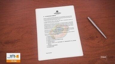 PF indicia Gean Loureiro e mais 16 na Operação Chabu - PF indicia Gean Loureiro e mais 16 na Operação Chabu