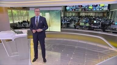 Jornal Hoje - íntegra 07/12/2019 - Os destaques do dia no Brasil e no mundo, com apresentação de Maria Júlia Coutinho.