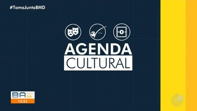 Agenda Cultural: confira o que acontece em Salvador neste final de semana - Opções de música, teatro e outros eventos culturais na capital baiana.