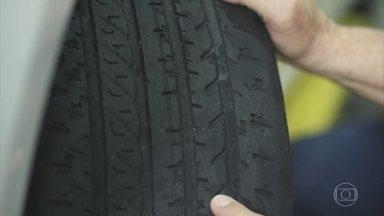 Saiba a importância de fazer revisão nos pneus no fim de ano - Conheça tecnologias que ajudam na hora de trocar os pneus.