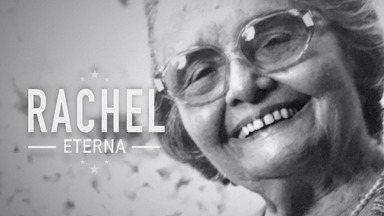 Especial Rachel Eterna (bloco 1) - Programa especial apresentado por Raíssa Câmara mostra a trajetória de Rachel de Queiroz com participação de parentes, amigos, fãs e colegas de trabalho.