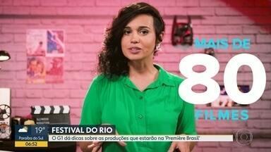 Começa hoje a vigésima primeira edição do Festival do Rio - Festival esteve ameaçado de não acontecer, após 20 anos levando arte à população. Marih Oliveira, do G1, dá as dicas para os primeiros dias do Festival.