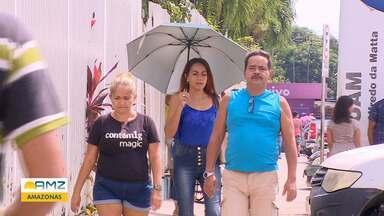 Campanha 'Dezembro Laranja' quer reduzir casos de câncer de pele no Amazonas - Excesso de exposição à radiação solar é principal fator causador do câncer.
