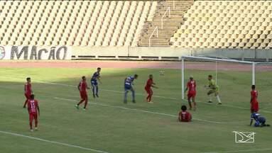 Juventude vence o Maranhão no primeiro jogo da final da Copa FMF - Partida foi realizada no Castelão, no último sábado.