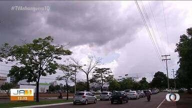 Previsão é de chuva para esta terça-feira (10), em Palmas - Previsão é de chuva para esta terça-feira (10), em Palmas
