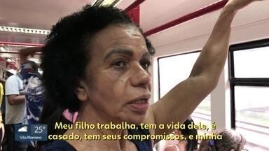 Falta de aparelhos de radioterapia na capital leva pacientes a se tratar em Guarulhos - Faltam aparelhos de radioterapia na capital e pacientes que fazem tratamento de câncer são obrigados a peregrinar para Guarulhos.