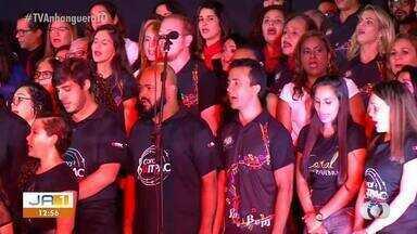 Oito grupos se apresentam no Canto Coral 2019 - undefined
