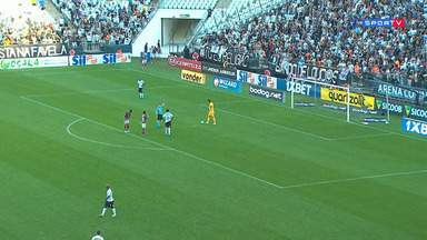 Corinthians 1 x 2 Fluminense