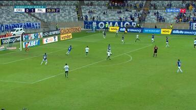 Cruzeiro 0 x 2 Palmeiras