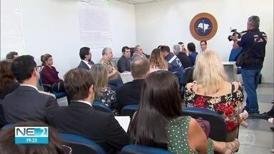 Audiência no Ministério Público discute obras em hospital com setor interditado - Hospital Getúlio Vargas tem problemas de infraestrutura.