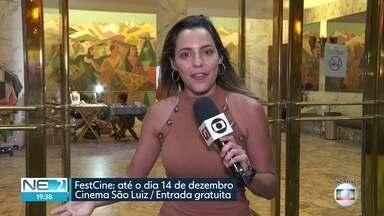 FestCine apresenta 49 curtas no Cinema São Luiz - Entrada é gratuita.