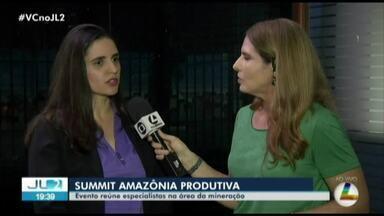 Grupo Liberal promove Summit Amazônia Produtiva - Evento vai reunir especialistas na área de mineração no Brasil.