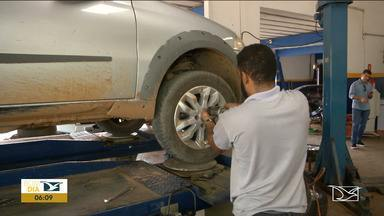 Veja os cuidados que é preciso ter com os pneus antes de pegar a estrada - Dezembro é mês de férias e quem vai pegar a estrada precisa ficar atento aos cuidados com o carro para garantir uma viagem tranquila.