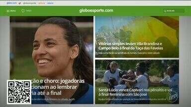 GE no BDC: 'SeleBaba', mercado do futebol, Copa do Brasil 2020 e final da Taça das Favelas - Veja as últimas notícias do mundo do futebol.