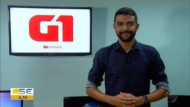 Anderson Barbosa conta os destaques do G1 Sergipe - Anderson Barbosa conta os destaques do G1 Sergipe.