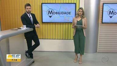 Michele Costa atualiza sobre o trânsito em Sergipe - Michele Costa atualiza sobre o trânsito em Sergipe.