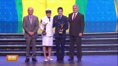 Prêmio Brasil Olímpico: confira quem foram os grandes vencedores do ano - Prêmio Brasil Olímpico: confira quem foram os grandes vencedores do ano