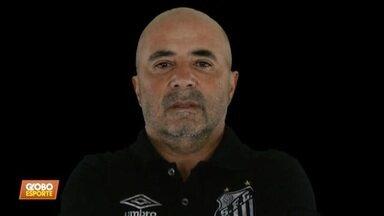 Sampaoli deixa o Santos: veja como foi a passagem do técnico - Sampaoli deixa o Santos: veja como foi a passagem do técnico
