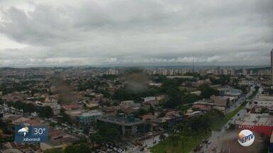 Confira a previsão do tempo para esta quarta-feira (11) na região de Ribeirão Preto - Temperaturas não ultrapassam 27º C e há risco de chuva a qualquer horário.