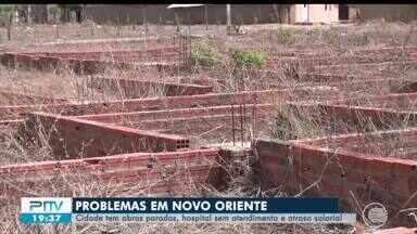 Prefeito de Novo Oriente responde a 28 processos no Ministério Público do Piauí - Prefeito de Novo Oriente responde a 28 processos no Ministério Público do Piauí