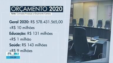 Câmara de Nova Friburgo, RJ, vai votar orçamento para 2020 nesta quinta-feira - Lei prevê R$ 578 milhões, cerca de R$ 10 milhões a mais que em 2019.