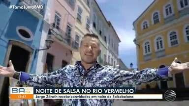 Ensaios de Verão: cantores baianos agitam a quinta-feira, na capital baiana - Shows acontecem nesta quinta-feira (12), em Salvador.